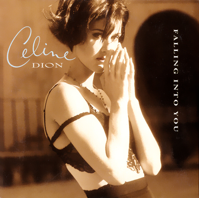 Falling Into You (Australian CDS) - Celine Dion