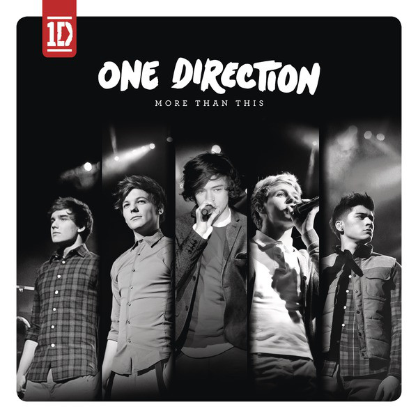 More Than This (EP) - One Direction
