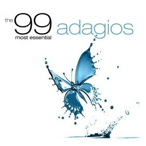 99 Most Essential Adagios CD 1 No. 1 - Various Artists