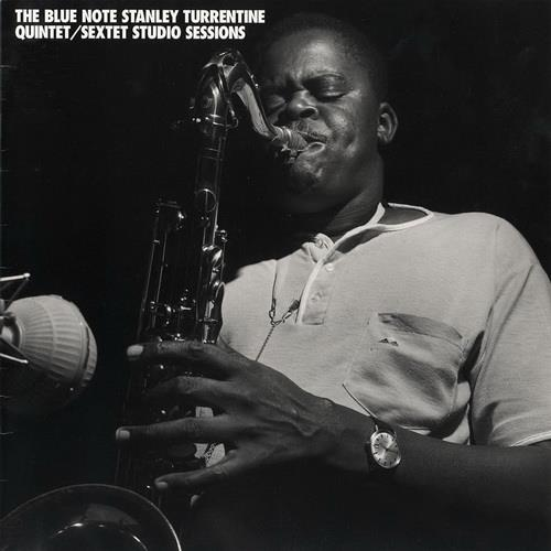 Sextet Studio Sessions (CD5) - Stanley Turrentine