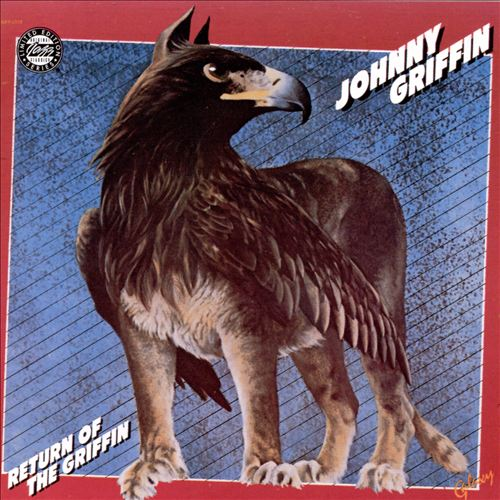 Return Of The Griffin - Johnny Griffin