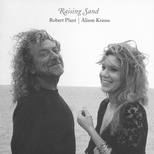 Raising Sand - Robert Plant,Alison Krauss - Alison Krauss