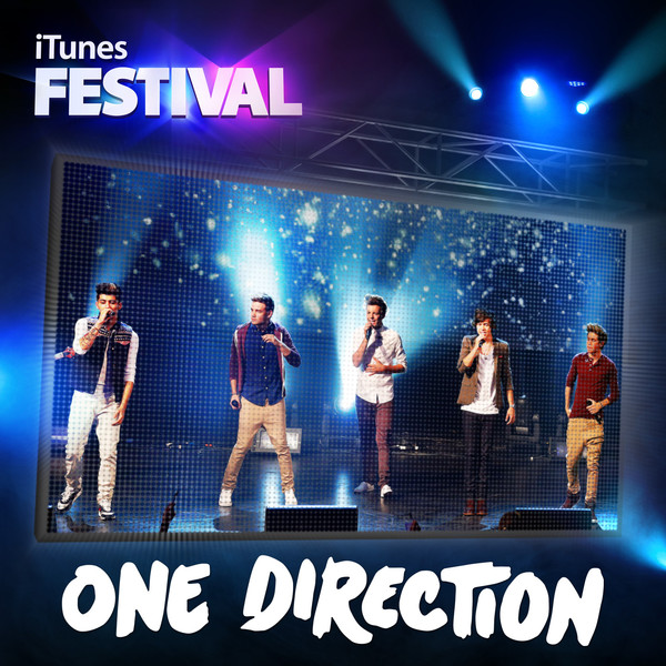 iTunes Festival: London 2012 - EP - One Direction - One Direction