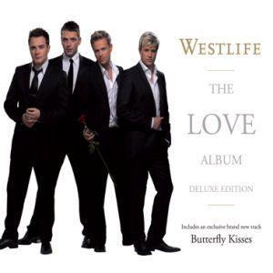 The Love Album (Deluxe Edition Bonus CD) - Westlife