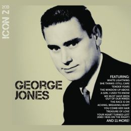 George Jones Icon 2 (CD1) - George Jones