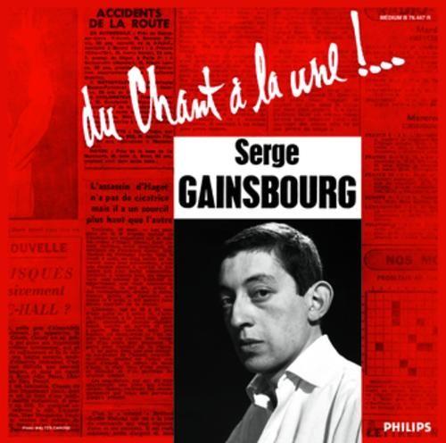 Du Chant A La Une - Serge Gainsbourg