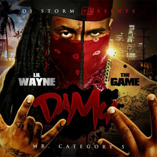 Damu (CD2) - Lil Wayne - The Game