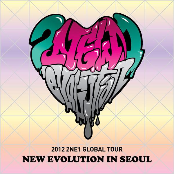 2012 2NE1 Global Tour Live (New Evolution In Seoul) - 2NE1
