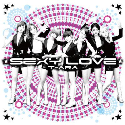 Sexy Love (Japanese) - T-ARA - T ara