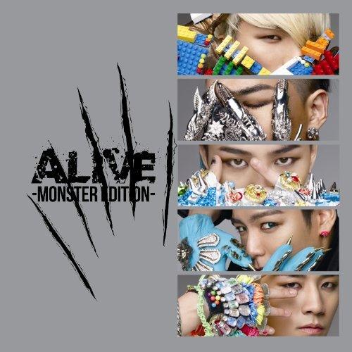 ALIVE: MONSTER EDITION - BIGBANG - Big Bang