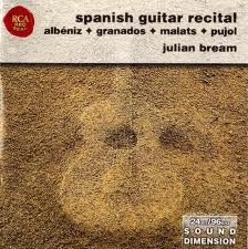 Spanish Guitar Recital - Julian Bream