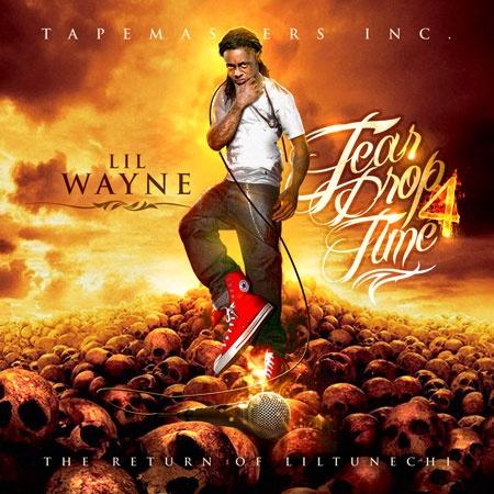 Tear Drop Tune 4 (CD2) - Lil Wayne