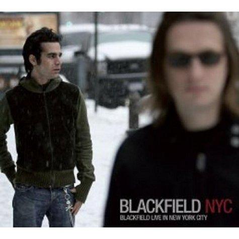 Live In New York City - Blackfield