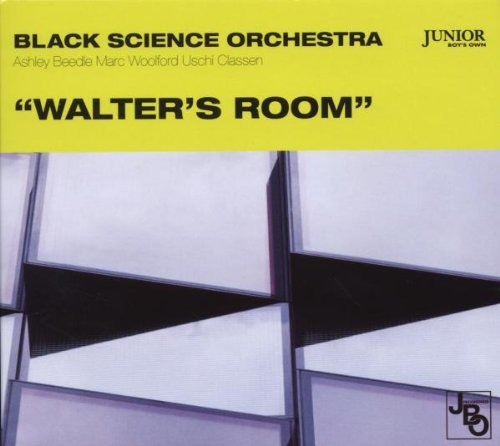 Walter's Room - Black Science Orchestra