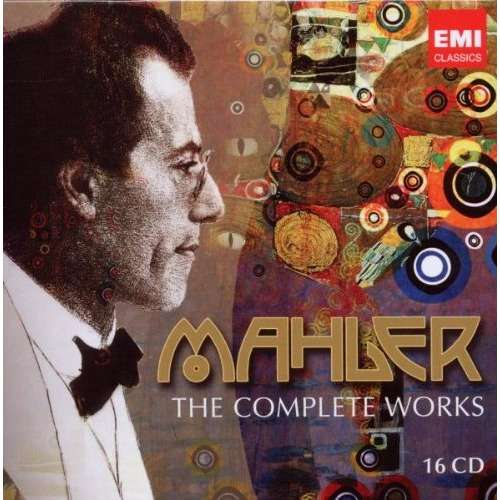 Mahler - The Complete Works CD 16 - Simon Rattle - Wilhelm Furtwängler - Various Artists