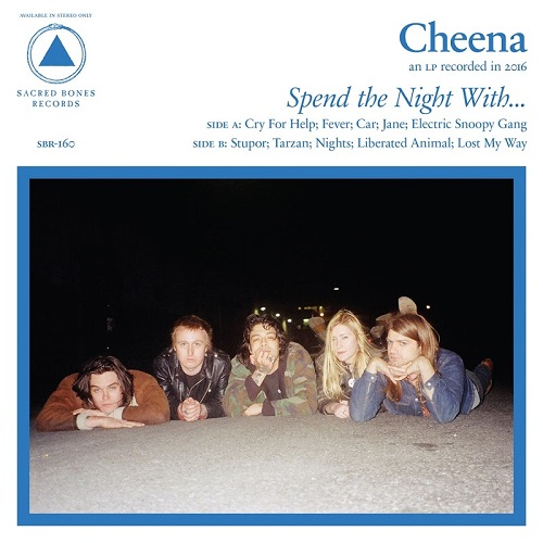 Spend The Night With… - Cheena