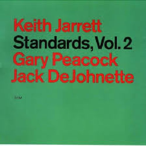 Standards Vol 2 - Keith Jarrett