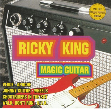 Magic Guitar - Ricky King