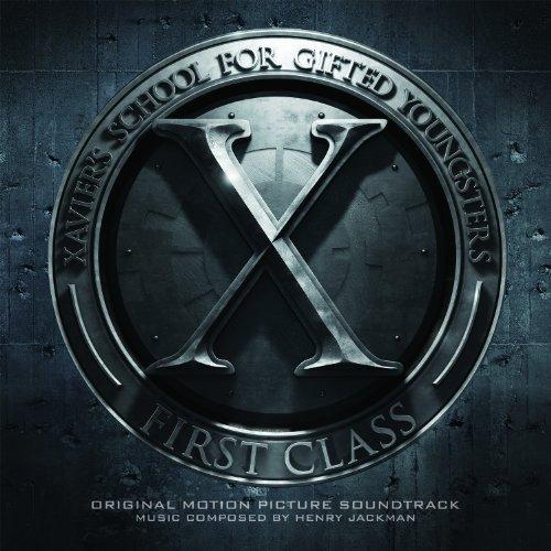 X-Men: First Class (Original Motion Picture Soundtrack) - Henry Jackman