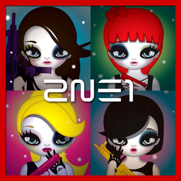 Hate You - 2NE1