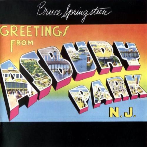Greetings From Asbury Park, N.J - Bruce Springsteen