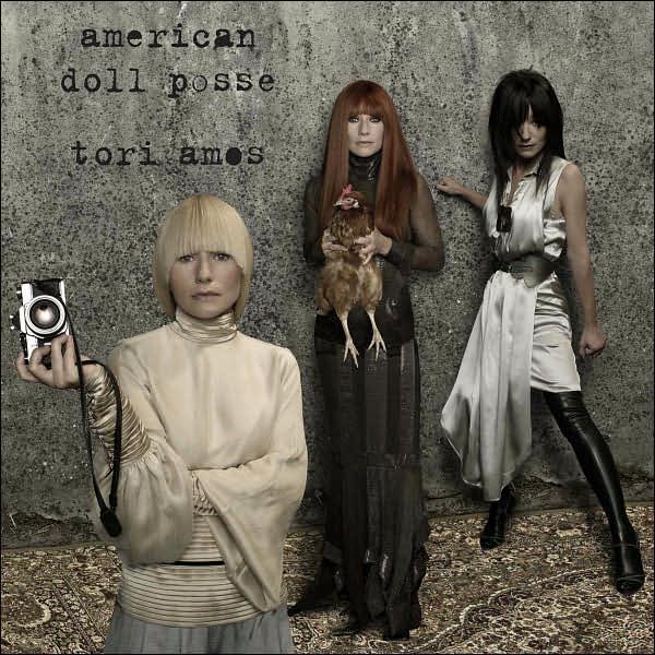 American Doll Posse (CD1) - Tori Amos