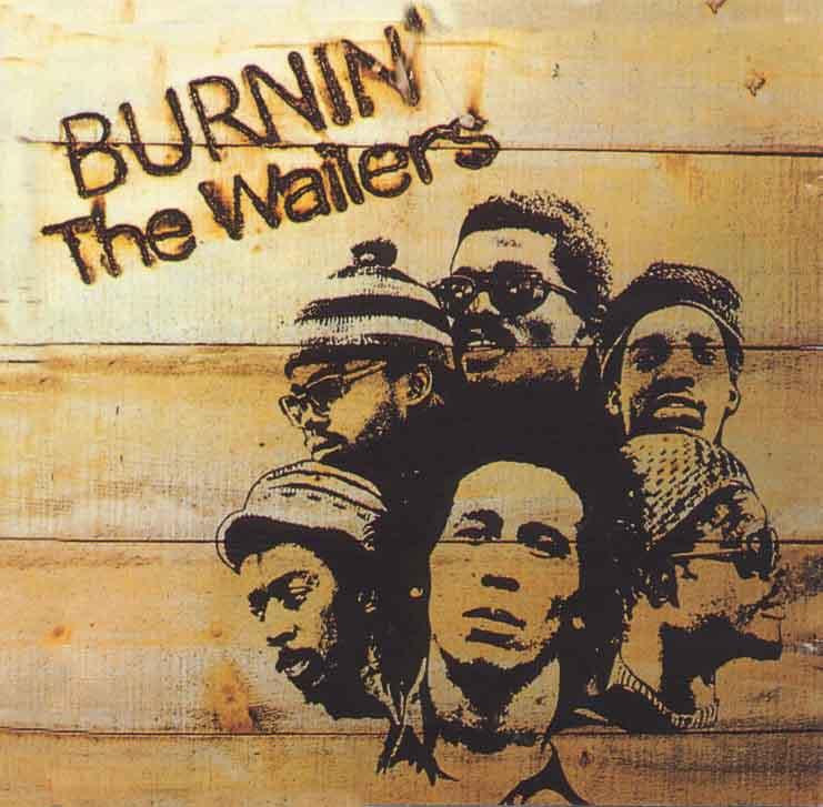 Burnin' (CD2) - The Wailers