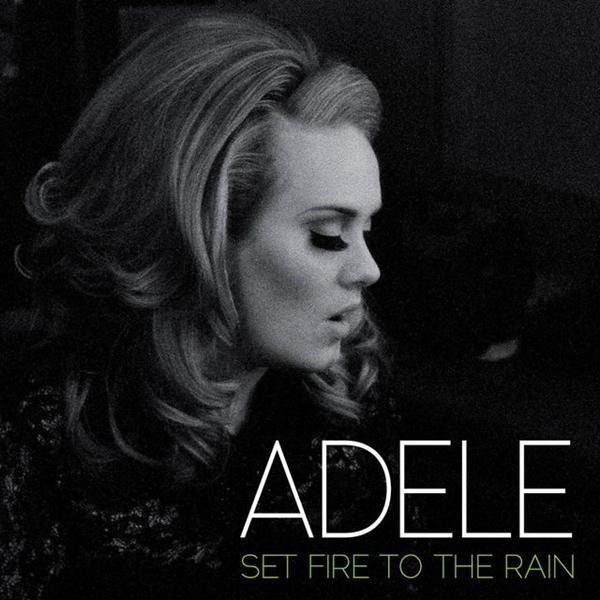 Set Fire To The Rain (Promo CDS) - Adele