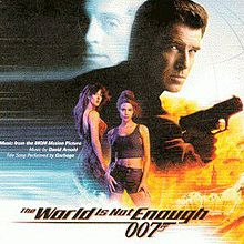 The World Is Not Enough OST [Part 2] - David Arnold