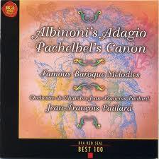 Famous Baroque Melodies - Jean François Paillard