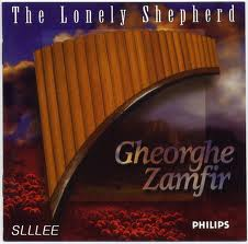 The Lonely Shepherd - Gheorghe Zamfir