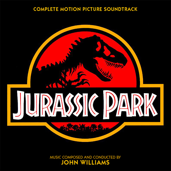 Jurassic Park (Original Motion Picture Soundtrack) - John Williams