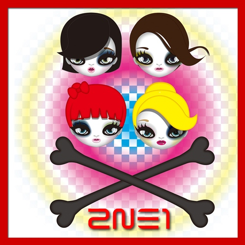 2nd Mini Album - 2NE1