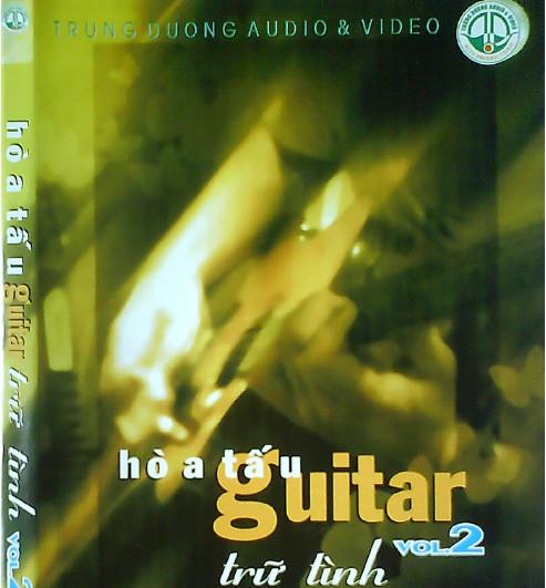 Hòa Tấu Guitar Trữ Tình Vol 2 - Various Artists