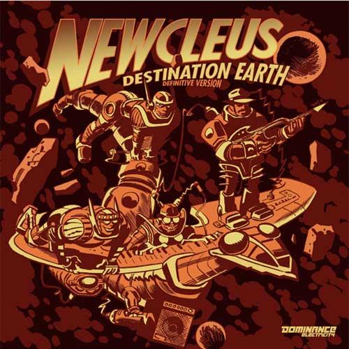 Destination Earth - Newcleus