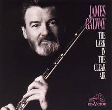 The Lark In The Clear Air - James Galway