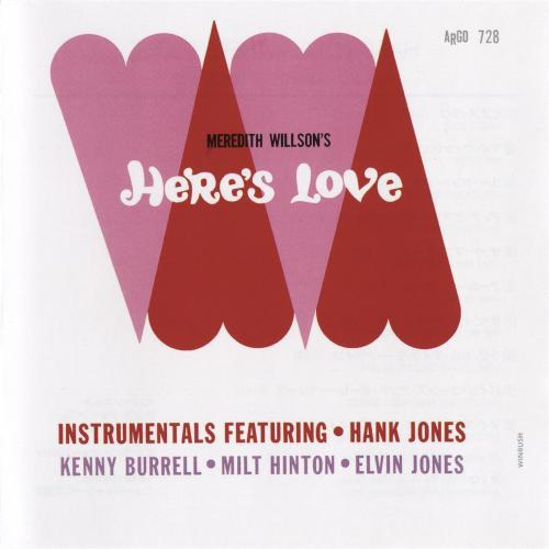 Here's Love - Hank Jones