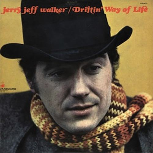 Driftin Way Of Life - Jerry Jeff Walker