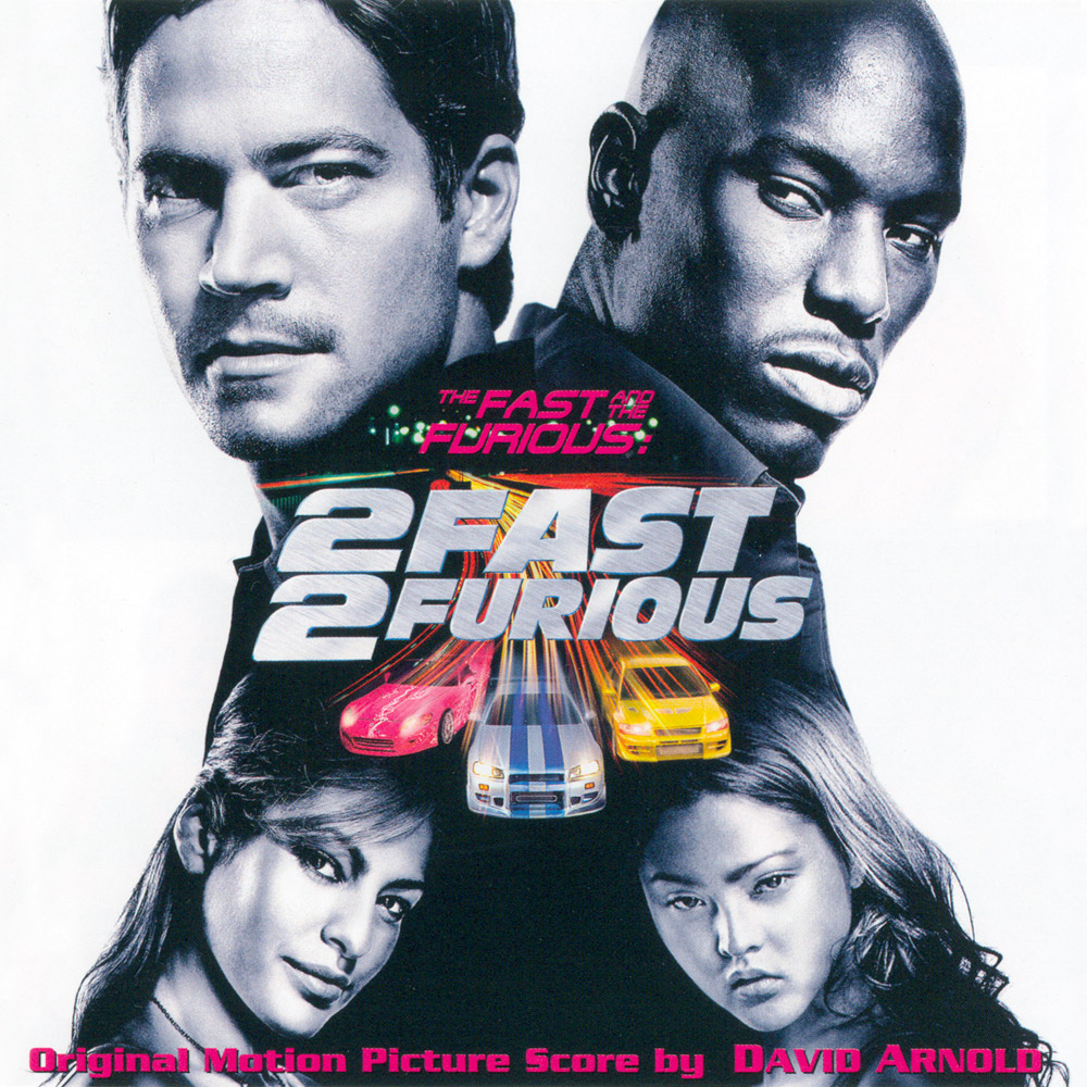 The Fast And The Furious 2 Fast 2 Furious (Score) OST (P.3) - David Arnold