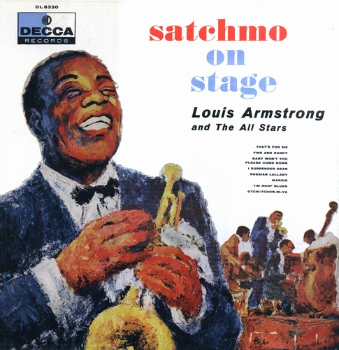 Satchmo On Stage - Louis Armstrong