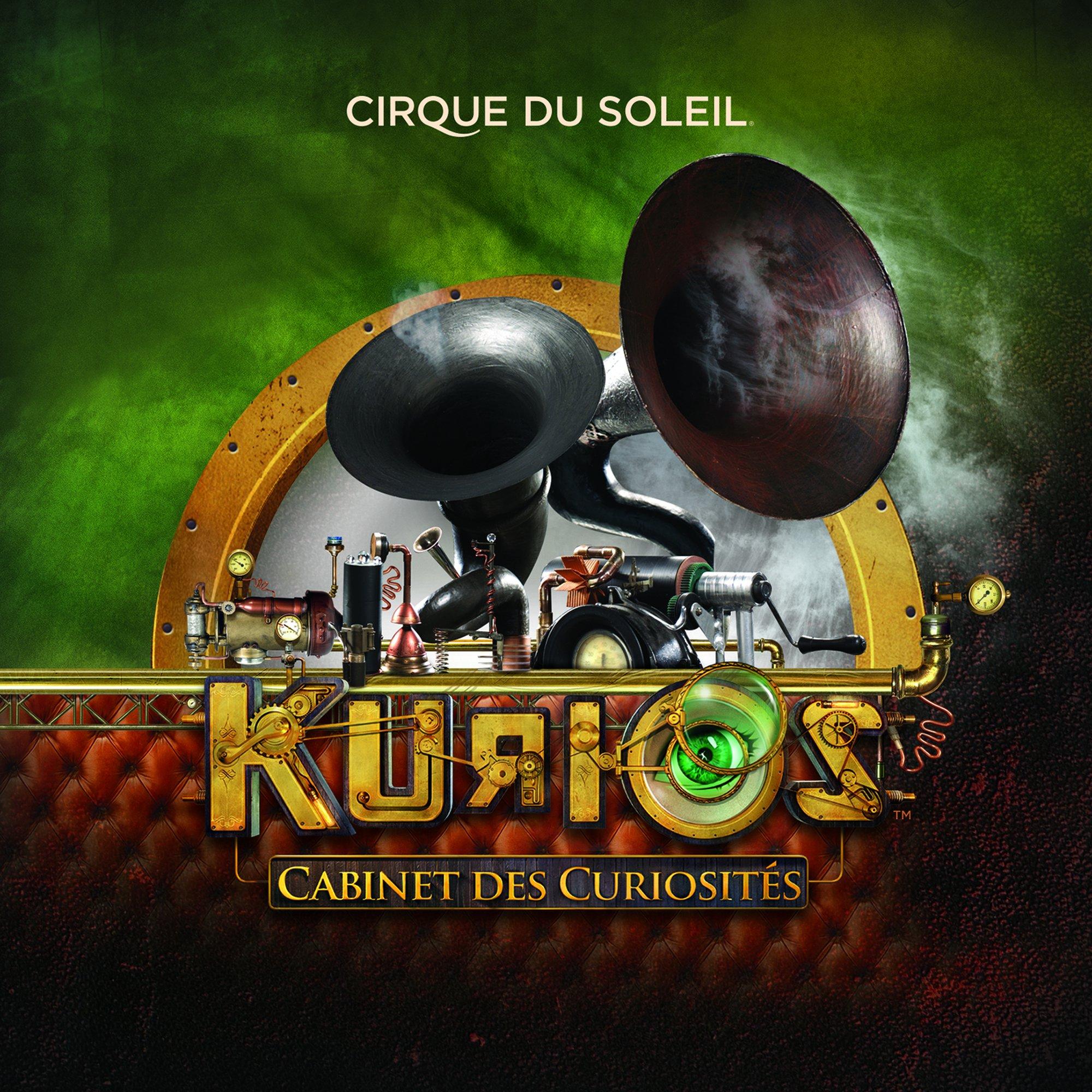 Cirque Du Soleil: Kurios - Cirque Du Soleil