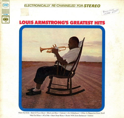 Louis Armstrong's Greatest Hits - Louis Armstrong