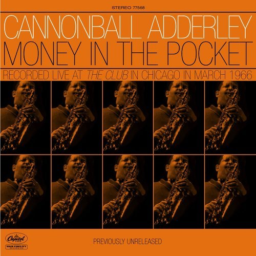 Money In The Pocket - Cannonball Adderley