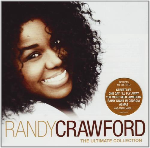 The Ultimate Collection Randy Crawford (CD1) - Randy Crawford