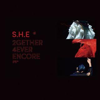 2GETHER 4EVER ENCORE (CD1) - S.H.E
