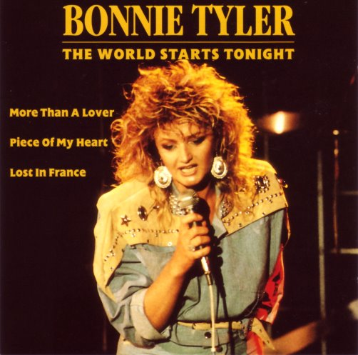 The World Starts Tonight - Bonnie Tyler