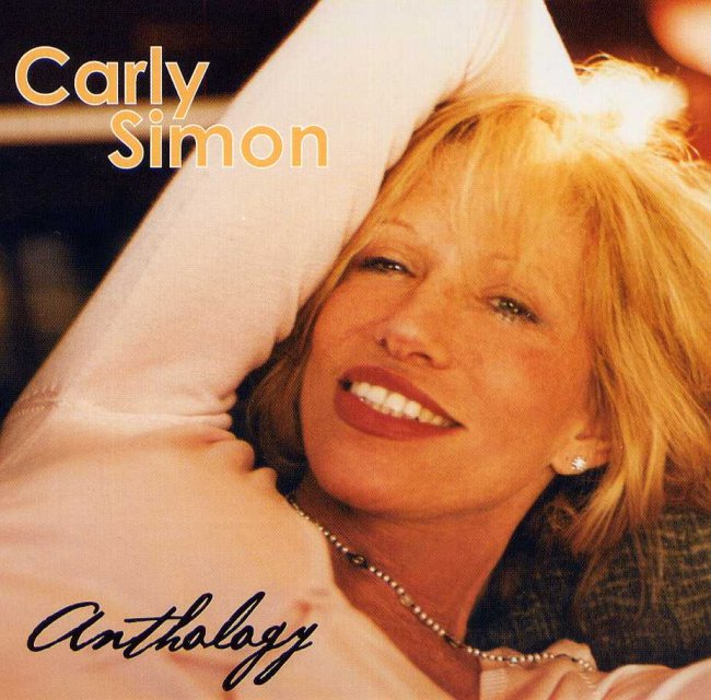Anthology of Carly Simon CD3 - Carly Simon