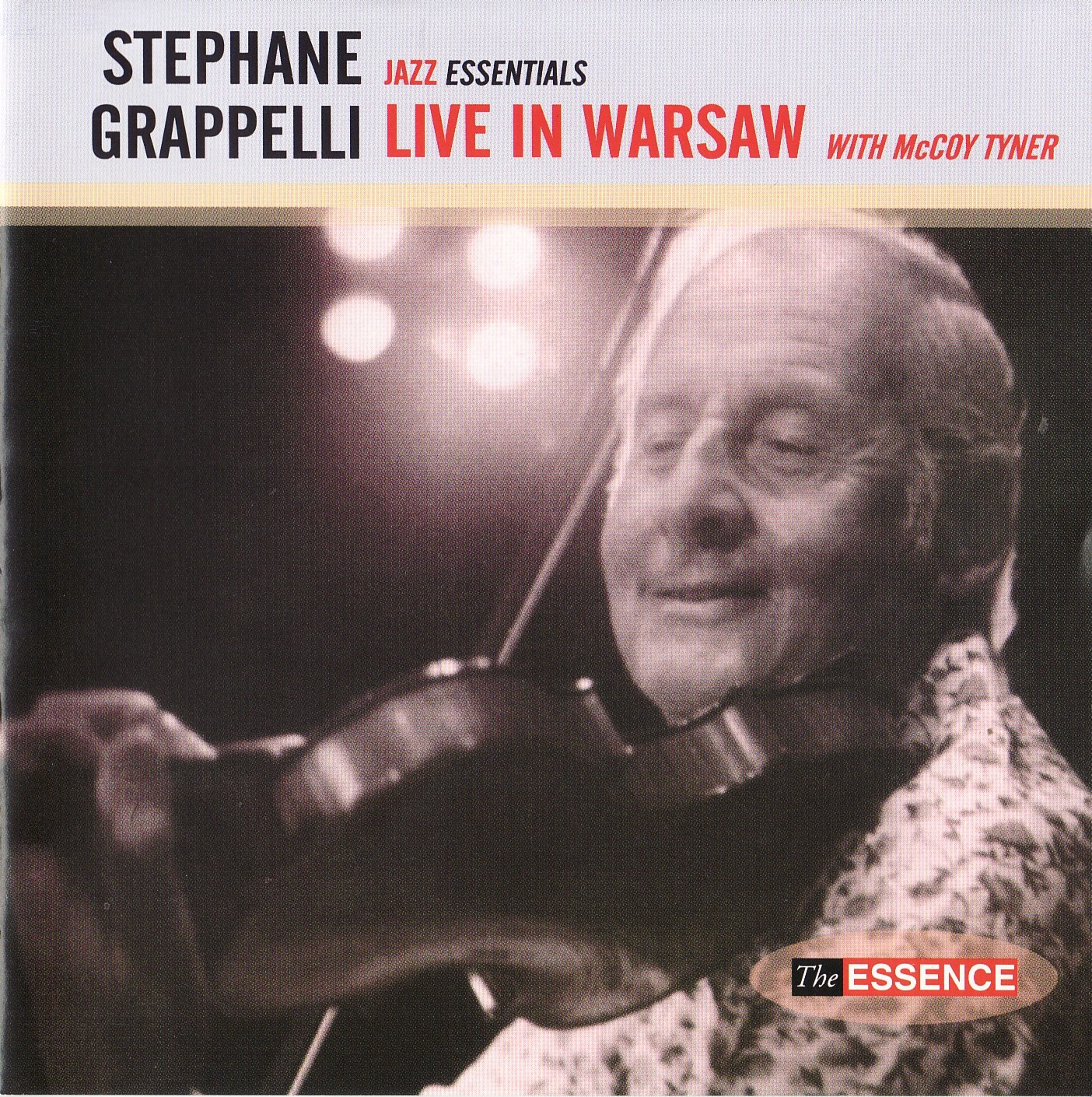 Live In Warsaw - Stephanie Grappelli - McCoy Tyner