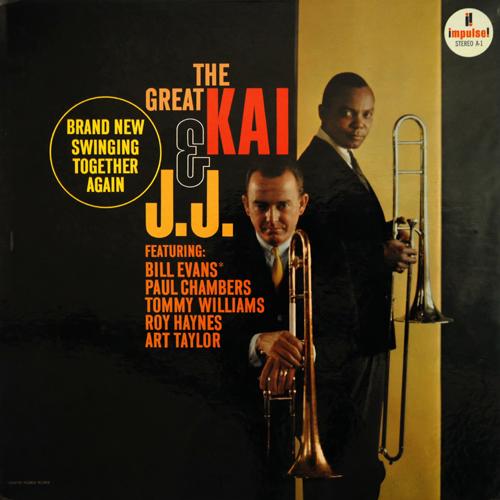 The Great Kai & J.J. - Kai Winding - J.J. Johnson