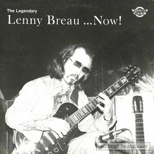 The Legendary Lenny Breau... Now! - Lenny Breau